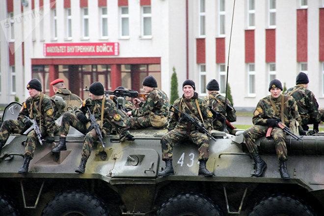 Так ли страшна белорусская армия, как о ней говорят? День в спецназе: от подъёма до отбоя
