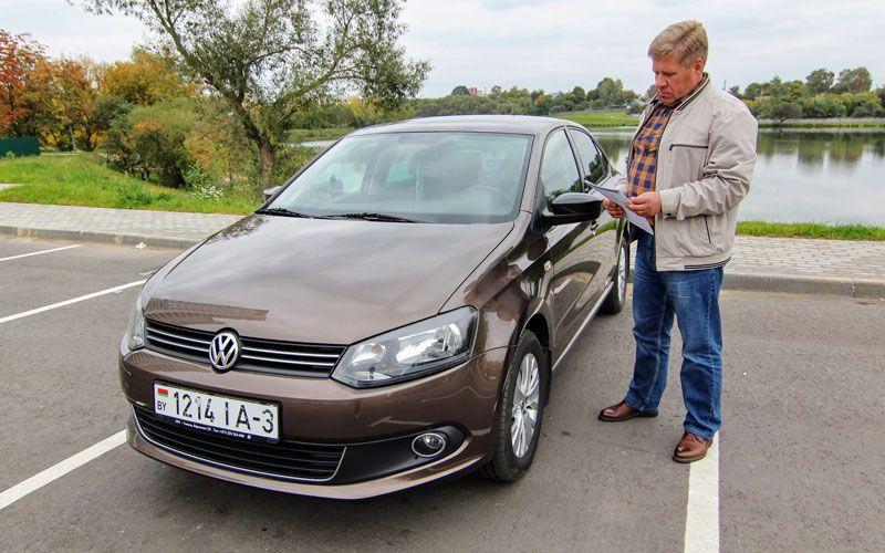 «Прислушайтесь, в машине что-то стучит». Житель Светлогорского района купил VW Polo, а потом подал на дилера в суд