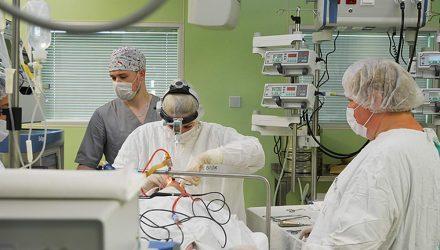 Большие преобразования для здоровья маленьких пациентов в Гомеле. Репортаж