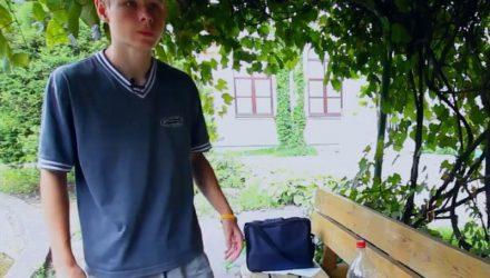 Школьник из Петрикова представит свой проект на международном водном конкурсе в Стокгольме