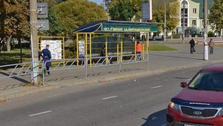 В Гомеле переименуют несколько остановок общественного транспорта