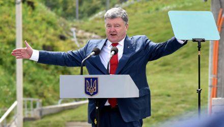 """Порошенко пожаловался, что """"до черта"""" украинских политиков поддерживают Путина"""