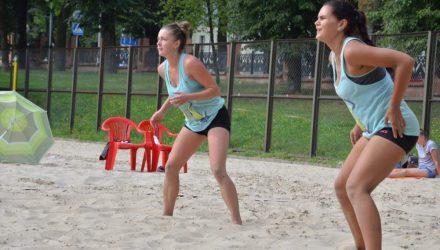 Гомельчанки завоевали бронзу Кубка Беларуси по пляжному волейболу