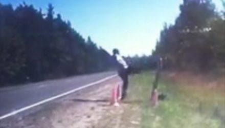 """""""Потому что надоело!"""" Жители Саратовской области объявили войну передвижным камерам контроля скорости"""