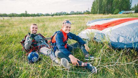 Это круто! Под Гомелем открылся палаточный авиалагерь «Кадет-ты!» для детей