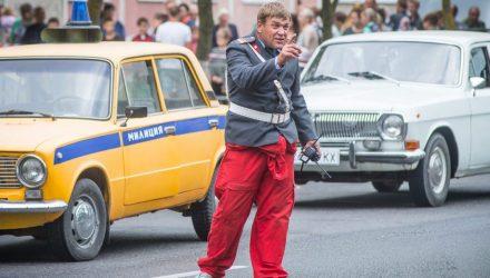 """""""Курс доллара-евро нас уже не интересует"""". Как НТВ в белорусской глубинке снимает кино про Чернобыль"""