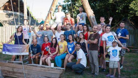 Велофестиваль «Между Сожем и Днепром» прошёл в Гомельской области