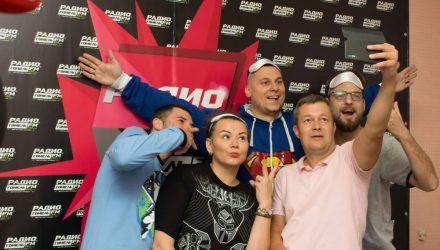 """""""Гомель FM"""" отпраздновал 17-й ДР в пижамах и зарядил гомельчан позитивом"""