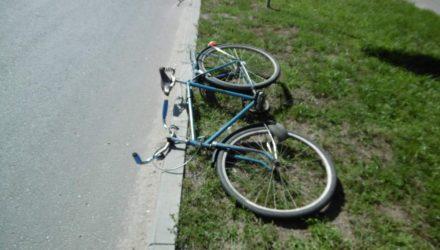 В Житковичах сбили велосипедиста