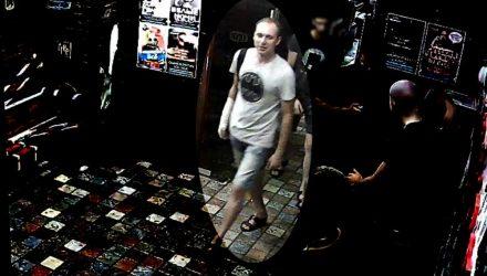 Внимание, розыск! В Гомеле ищут парня, избившего человека возле развлекательного центра «Андеграунд»