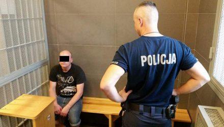 Полиция Варшавы задержала белоруса за оскорбление польского флага