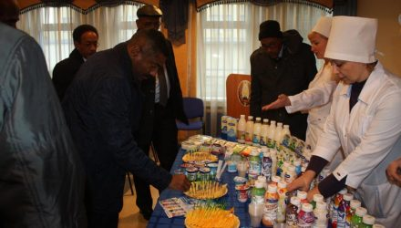 Предприятия Гомельщины наращивают поставки на рынки Африки