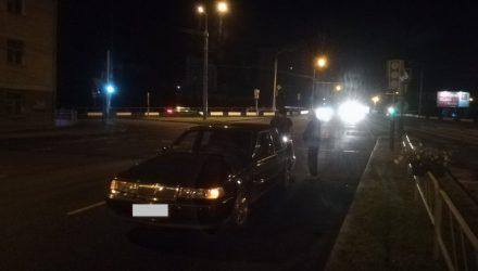 """В Гомеле сбили мужчину и велосипедиста, а в Буда-Кошелёвском районе под колёса попал """"пешелёж"""""""