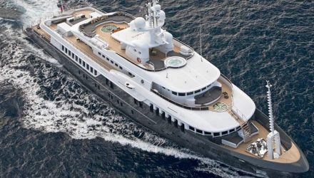 Путин одолжил Лукашенко в Сочи яхту