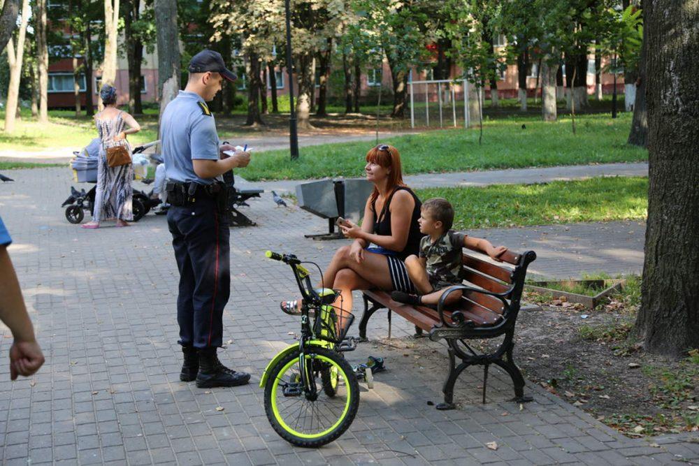 За два часа гомельчане поставили на учёт более 100 велосипедов. Почему это важно, и как у граждан крадут их двухколёсных друзей
