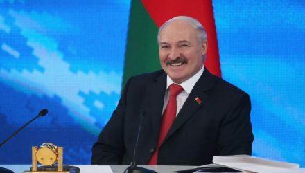 Александру Лукашенко исполнилось 64 года
