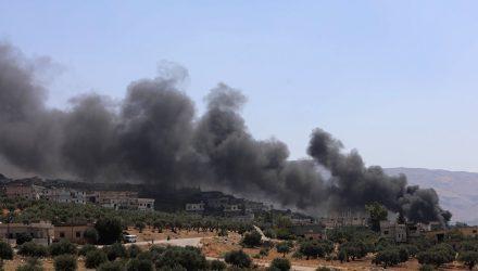 Российские ВКС нанесли удар по террористам в Сирии несмотря на протесты США и Британии