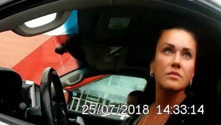 """""""А вы всё правильно сделали?!"""" Неожиданное продолжение истории с женщиной на Land Cruiser, припарковавшейся на месте для инвалидов"""