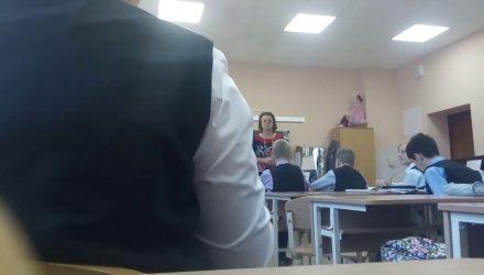 Бедные и тупые? Дети сняли на видео оскорблявшую их учительницу