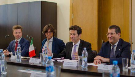 Итальянские инвесторы заинтересовались реконструкцией участка дороги М-10 от Гомеля до Калинковичей