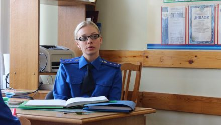 Сотрудник СК ведет у гомельских школьников факультатив по уголовному праву