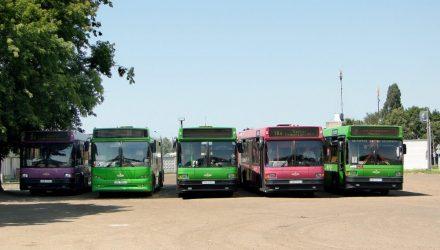 В Гомеле появится новый автобусный маршрут, а один из старых изменил схему движения