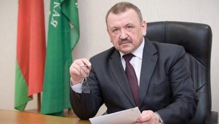 Уволен первый заместитель председателя Гомельского облисполкома Александр Микалуцкий