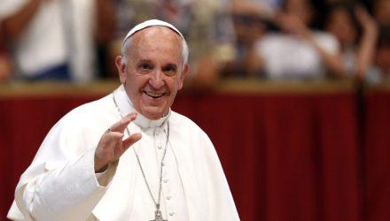 Папа римский назвал секс «даром божьим» и пропуском в рай