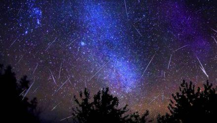 Не пропустите. В ночь с 8 на 9 октября можно будет наблюдать непредсказуемый звездопад «Драконид»