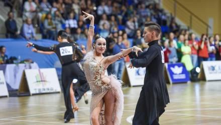 В выходные в Гомеле пройдёт республиканский турнир по спортивным бальным танцам