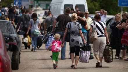 В МИД Украины заявили о катастрофическом оттоке населения из страны