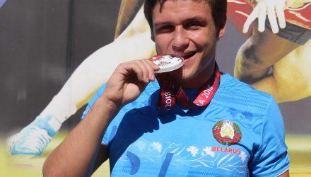 Речичанин Ярослав Славиковский стал чемпионом США по вольной борьбе