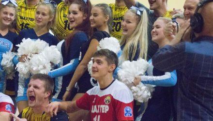 В Гомеле клуб из Солигорска впервые выиграл Суперкубок Беларуси по волейболу – фоторепортаж