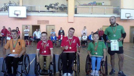 Команда из Гомеля завоевала второе место на чемпионате страны по бочча