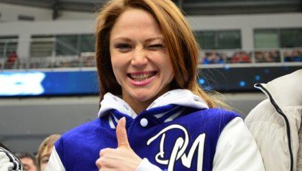 Трёхкратная призёрка Олимпийских игр по плаванию Александра Герасименя родила ребёнка от гомельчанина