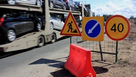 Автомобильный мост через Сож вблизи Бобовичей и Борца закрыт на ремонт