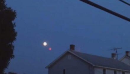 Житель США снял на видео красную планету, которую скрывают в NASA