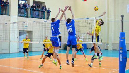 Сегодня в Гомеле разыграют Суперкубок Беларуси среди мужских команд по волейболу