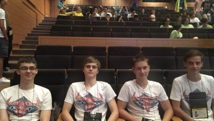 Гомельский школьник стал обладателем серебряной медали на международной олимпиаде по информатике