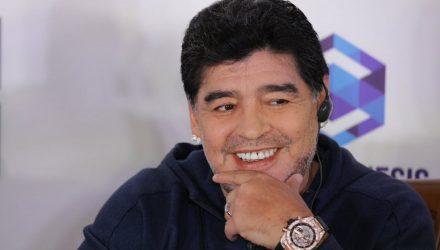 """А как же """"Динамо""""? Марадона возглавил мексиканский футбольный клуб"""