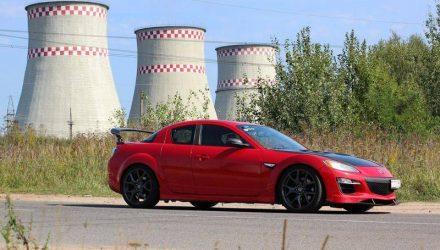 Реактивный роторный снаряд. Опыт владения гомельской Mazda RX-8