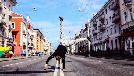 Street Workout: субкультура добралась до Гомеля и увлекла тысячи молодых людей