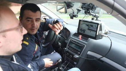 В Гомеле с начала года за нарушение правил парковки к ответственности привлечено 126 водителей