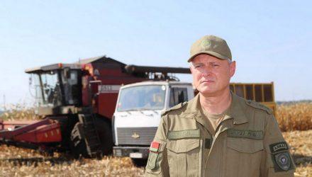 Собрали 1385 тонн зерна. Шуневич посетил сельхозпредприятие на Гомельщине, где работают бывшие осужденные