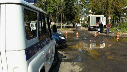 В Светлогорске во время ремонта водопровода погиб рабочий