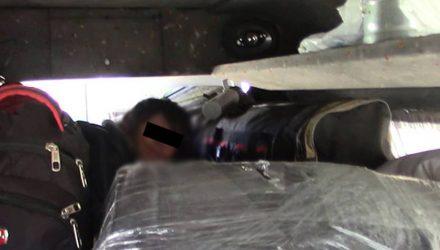 Задержанные мозырскими пограничниками жители Молдовы были в розыске за ДТП и педофилию