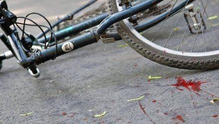 В Речице возбуждено уголовное дело в отношении велосипедиста, который сбил женщину