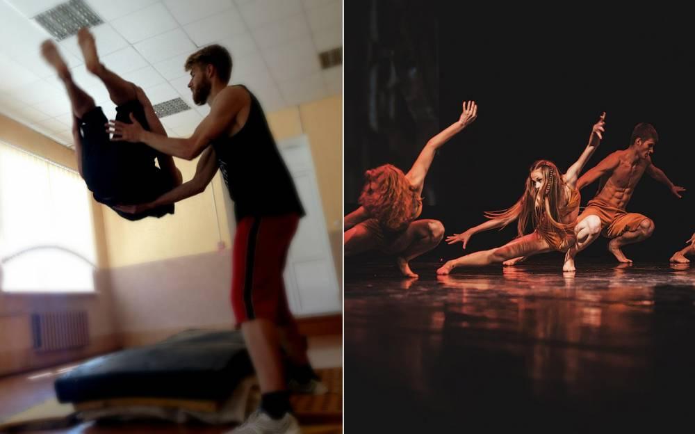 «Ямакаси» по-гомельски: Как хореограф открыл школу паркура в городе