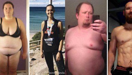 Совсем другой человек. Люди показали, как изменились после серьёзной потери веса