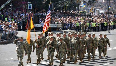 Почти половина военных США уверены в скором начале войны